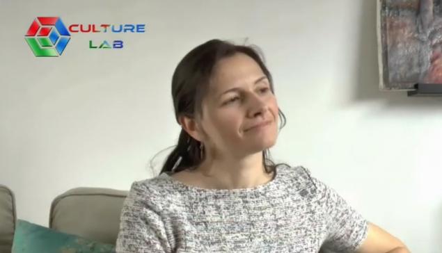 Culture Lab - Interview Amélie Perron