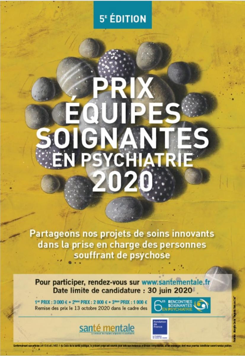 Prix infirmiers 2020